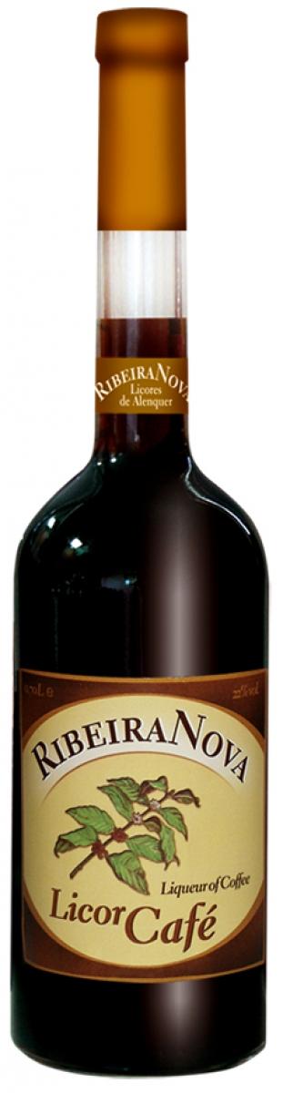 Licor de Café Ribeira Nova 700ml - 22% vol